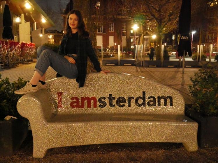 iamsterdam bench